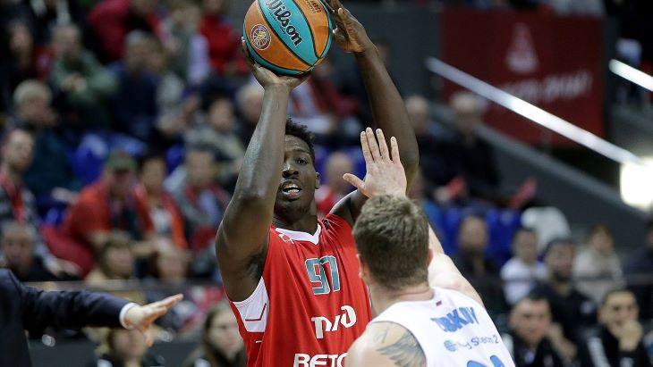Баскетбольный матч «Локомотив-Кубань» — «Зенит», прогноз и ставка