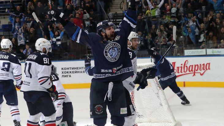 «Динамо» Мн — «Динамо» М хоккейный прогноз на 9 декабря