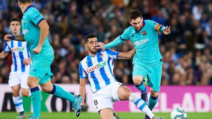 «Барселона» — «Реал Сосьедад» прогноз на футбол 16 декабря