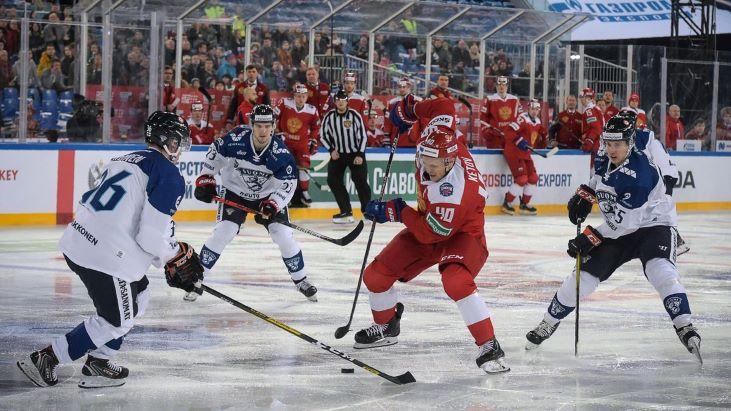 Поединок Россия — Финляндия, прогноз и ставка