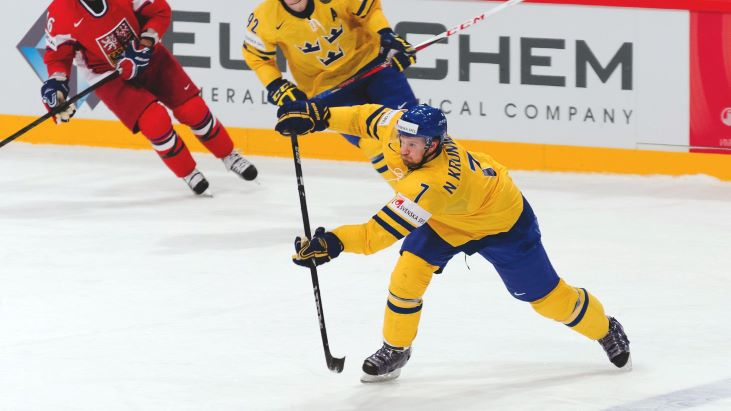 Швеция — Россия прогноз на матч 17 декабря