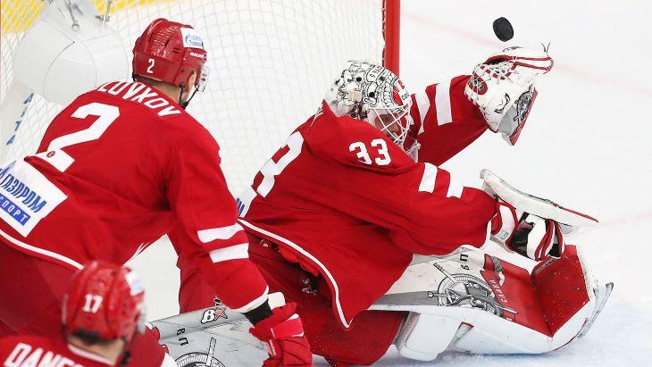 «Витязь» — «Йокерит» прогноз на хоккей 21 декабря