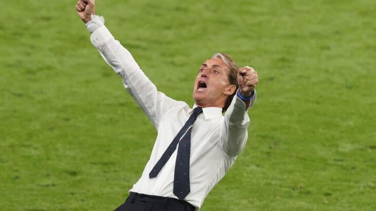 Бельгия — Италия прогноз на плей-офф ЕВРО-2020 на 2 июля 2021