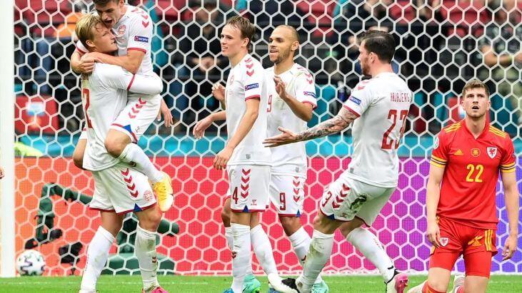 Чехия — Дания прогноз на плей-офф ЕВРО-2020 на 3 июля 2021