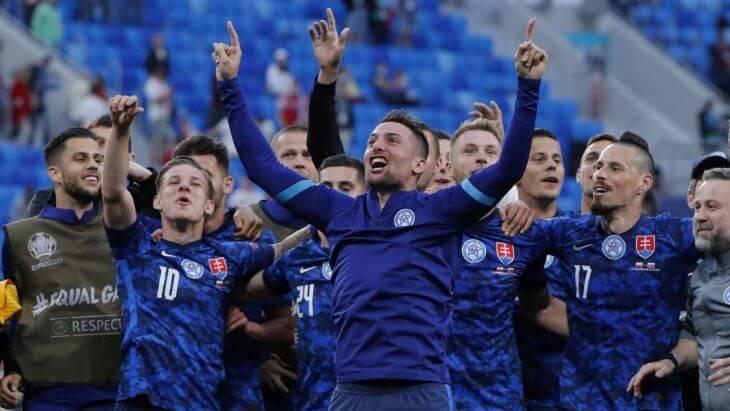 Швеция — Словакия прогноз на ЕВРО-2020 на 18 июня 2021