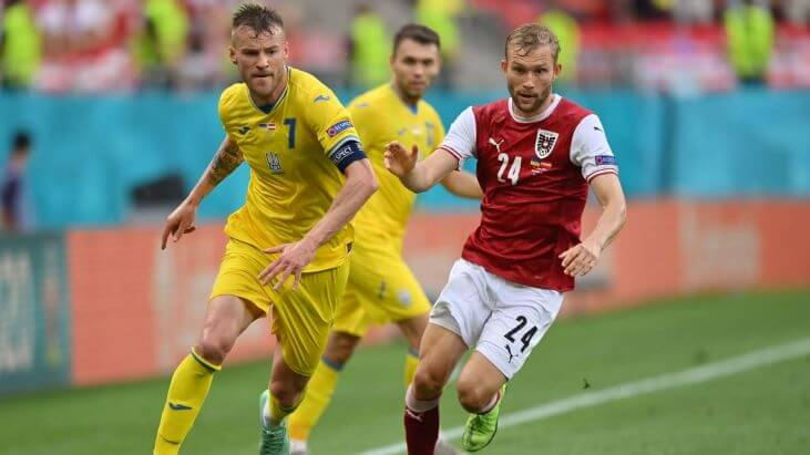Швеция — Украина прогноз на плей-офф ЕВРО-2020 на 29 июня 2021