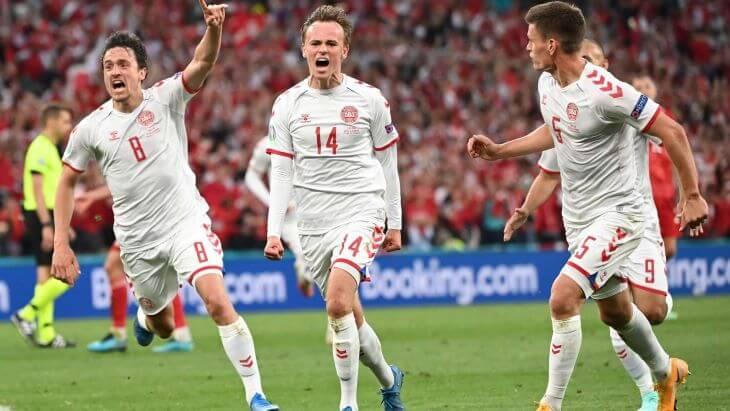 Уэльс — Дания прогноз на плей-офф ЕВРО-2020 на 26 июня 2021
