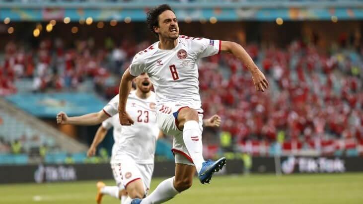 Англия — Дания прогноз на полуфинал ЕВРО-2020 на 7 июля 2021